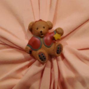 Christmas Bear Brooche